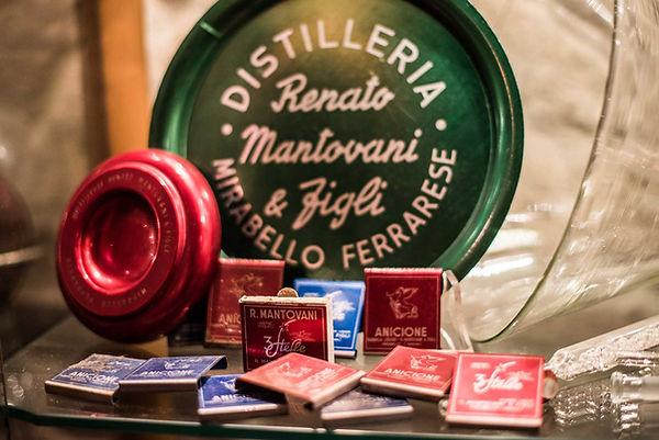 Distillerie Mantovani Museo