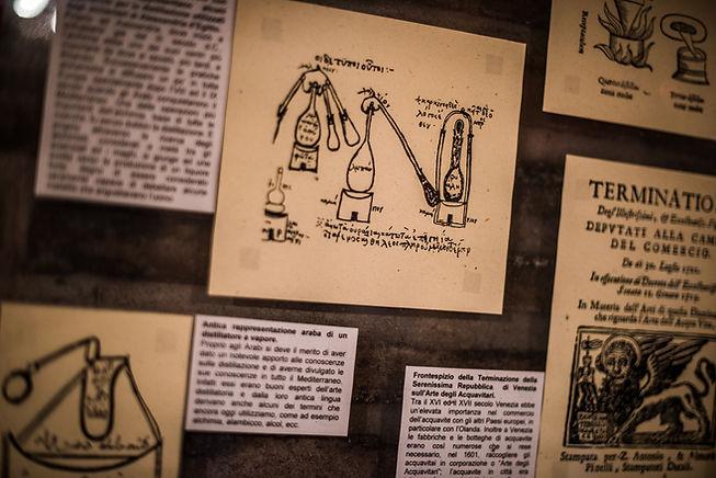 Distillerie Mantovani Storia
