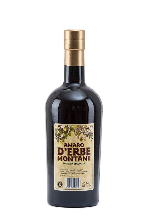 Amaro d'Erbe Montane