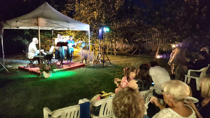 Serata Blues & Jazz 2018