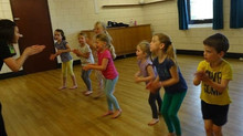 NEW Musical Theatre & Tap 4-6 years!