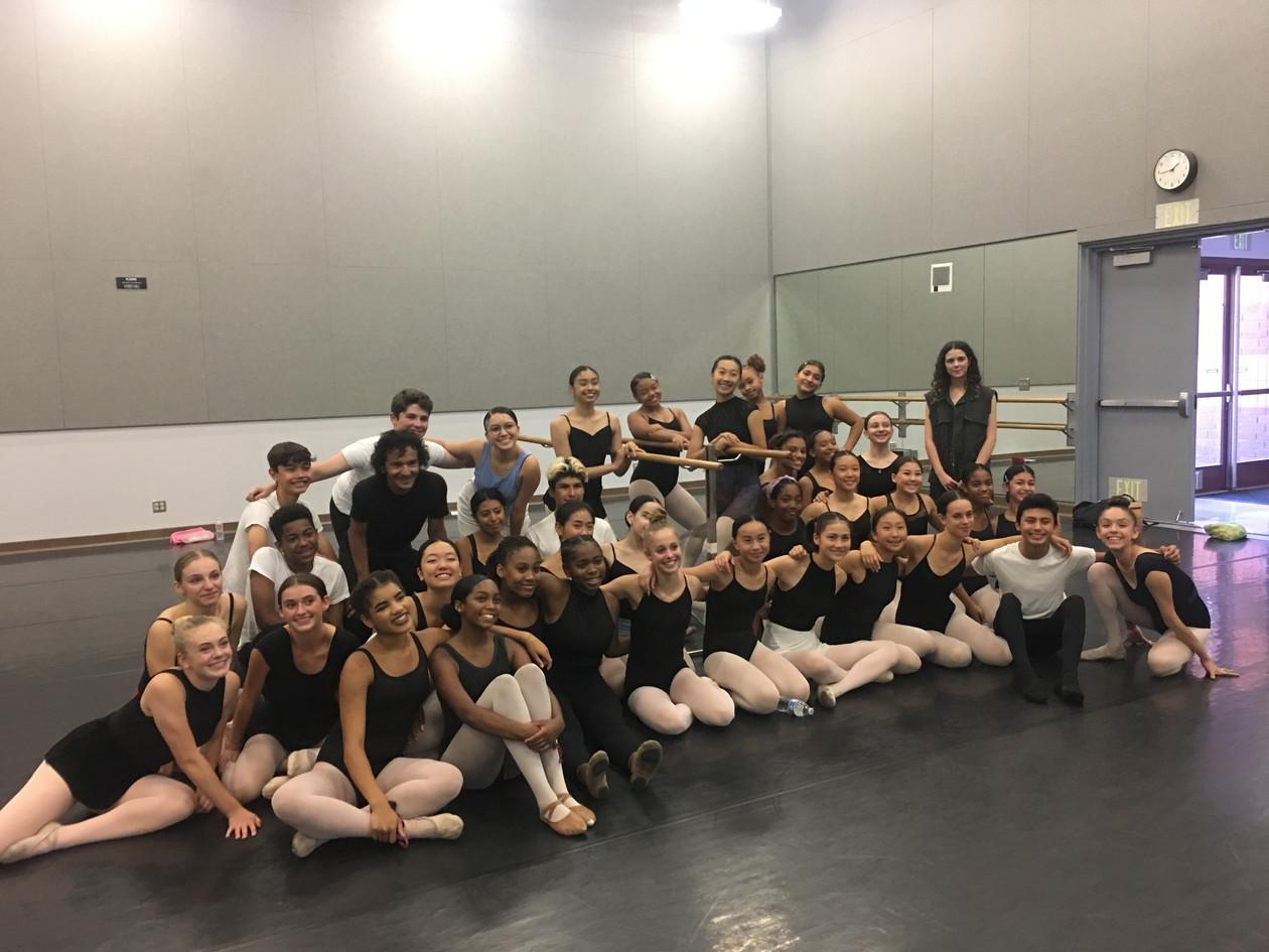 Ballet Class 2019-20