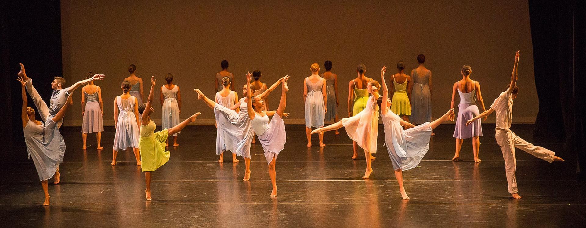 """SOMEWHERE"", choreographed by Hai Cohen"