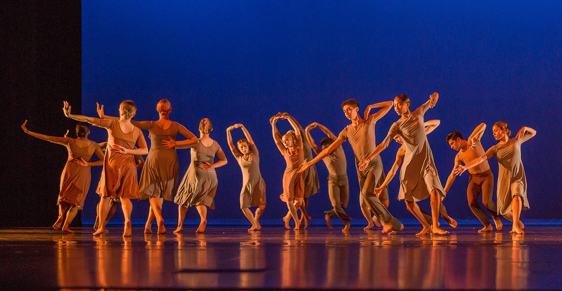 """Suite from """"PSALM"""", choreographed by José Limon"""