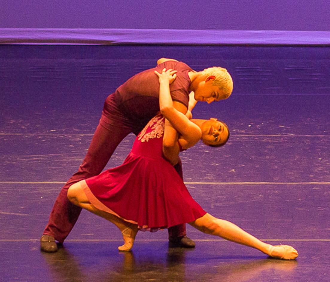 """""""SUITE FROM DANZON"""", choreographed by Eduardo Vilaro"""