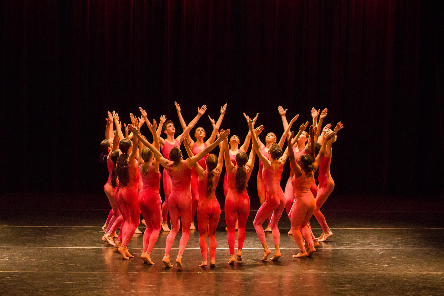 """""""THE WINGED SUITE"""" Choreographed by José Limon"""