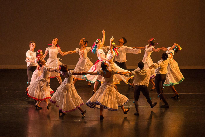 """HUNGARIAN DANCE"" from Swan Lake"