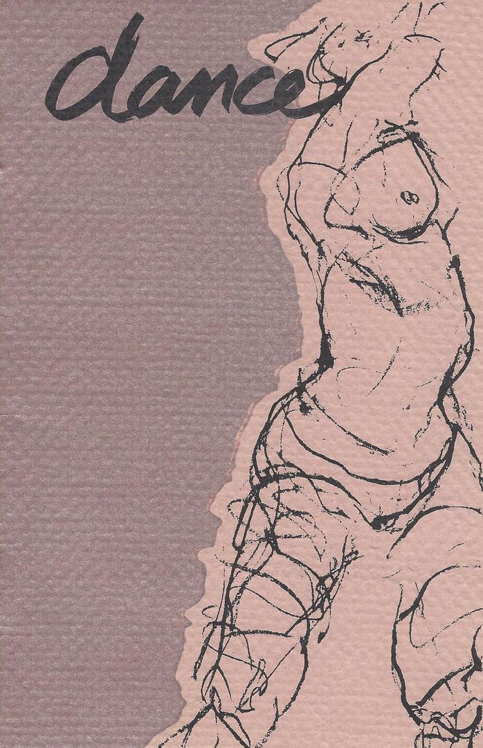 Dance Department Booklet