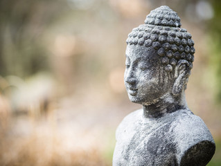 """""""I Want to Stay Commited. I want to Share Buddhism"""""""