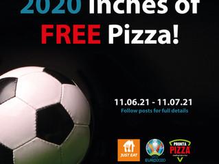 Win FREE Pizza!