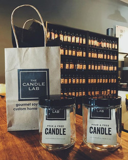 GIVEAWAY__We are pairing with _thecandlelab in Worthington to give away two candle making experience