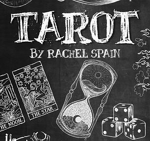 Tarot Song by Rachel Spain