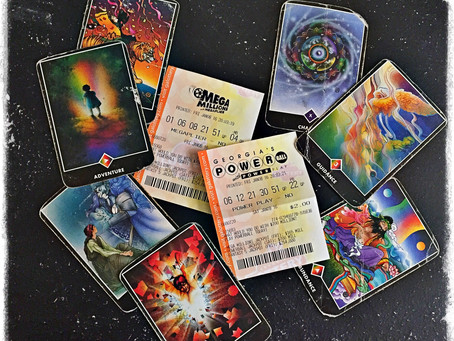 Why Your Psychic (Probably) Can't Give You The Winning Powerball Lottery Numbers