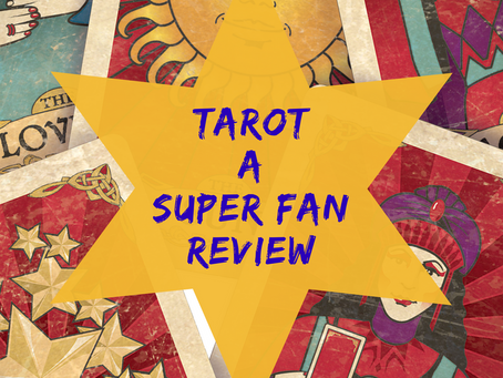 """Tarot"" A Super Fan Review"