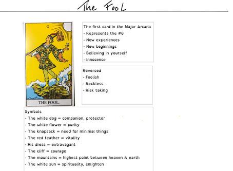 The Fools Card