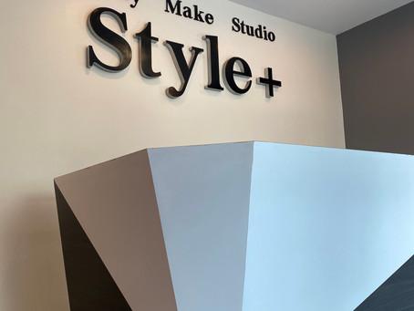 Style+ サイトリニューアル!