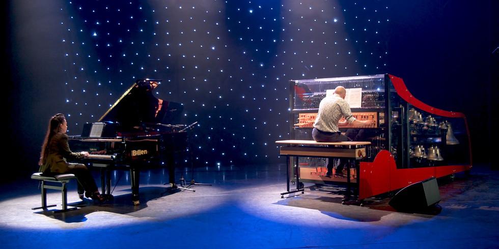 beiaard en piano