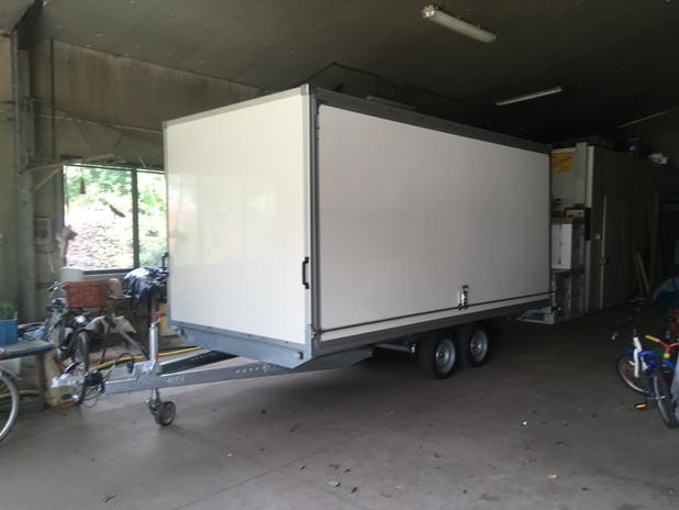 De trailer