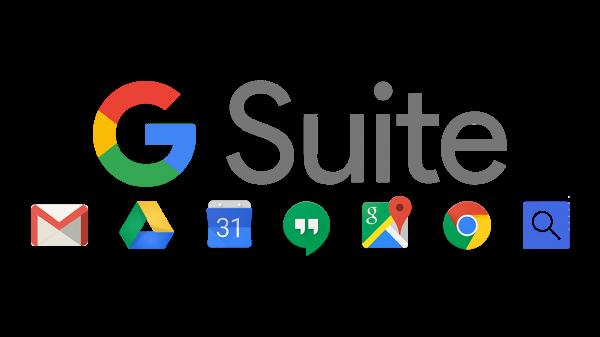 Google's G-Suite product logo