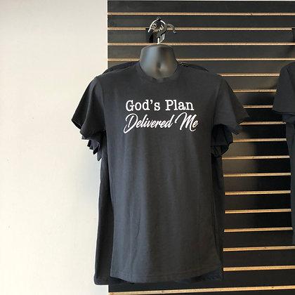 God's Plan Delivered Me (Men's)