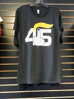 Middle Finger to 45 (Unisex)