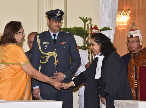 Cracking the Glass Ceiling with Justice ABHILASHA KUMARI