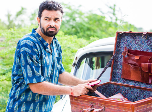 Reviving India's Pre-Colonial Arts with GAJENDRASHANANE