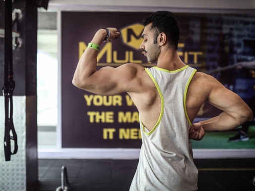 LOCKDOWN SPECIAL: Home workouts & fitness with Abhay Singh Chittora