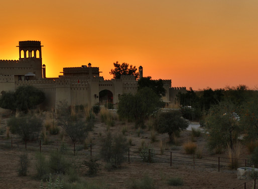 MIHIRGARH: The Ultimate Desert Paradise by SIDHARTH SINGH ROHET