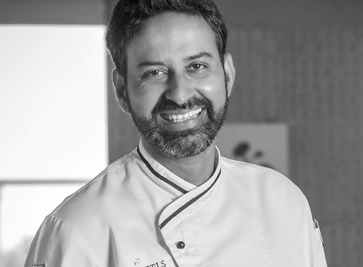 Culinary Fables with Chef AKSHRAJ JODHA: the RAJASTHANI BAATI