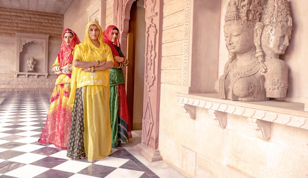 Tri Devi 1: Megha, Kaushalya & Chanda