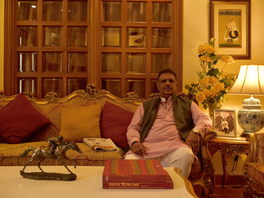 I Did It My Way: In Conversation with GAJENDRA SINGH KHIMSAR on His Bedazzling Political Innings