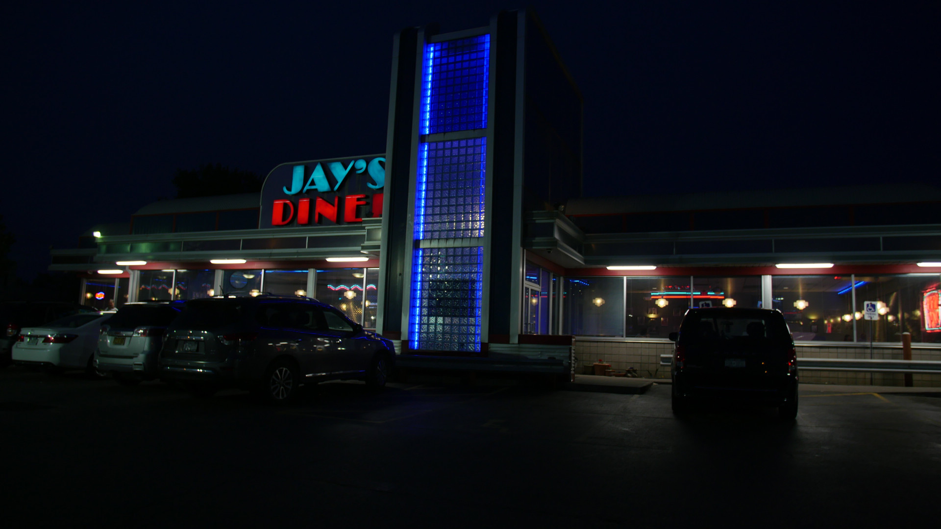 ICONIC JAY'S DINER