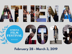 Selected to The Athena Screenwriting Lab, NYC!