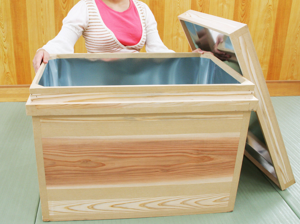 40kgサイズ茶箱