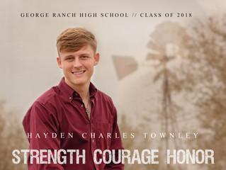 Hayden's Senior Session