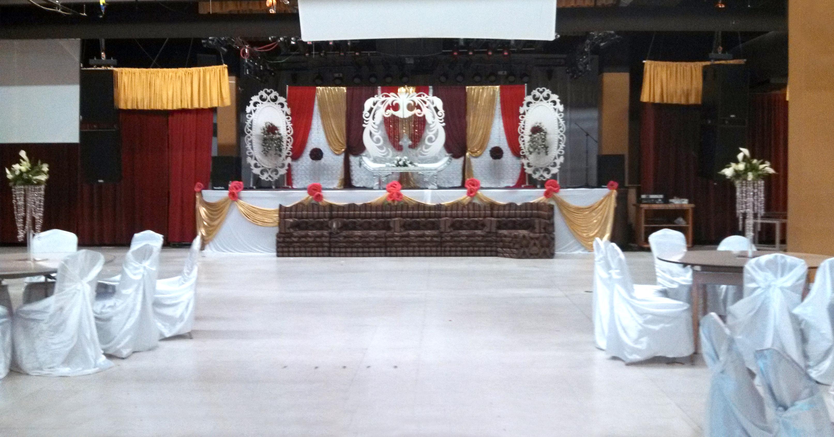 Staged banquet 2