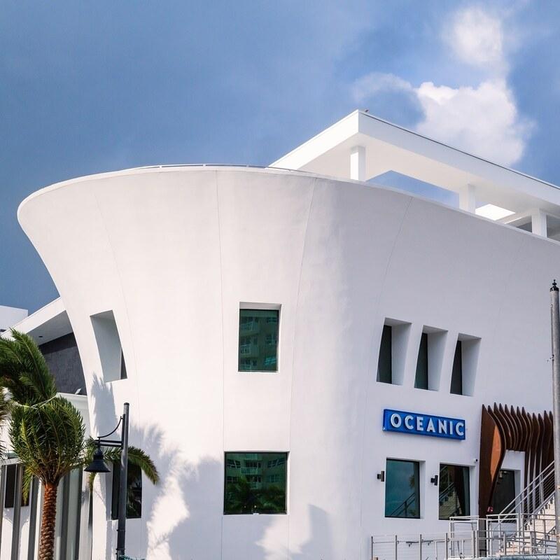 Oceanic Pompano beach FL