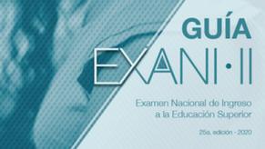 Cómo es el examen EXANI-II