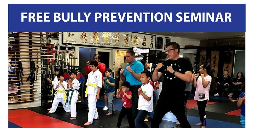 Bully Prevention Seminar