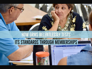 How GRMS Relentlessly Tests Its Standards Through Memberships