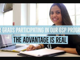 Grad Lands 3rd Internship Through GRMS Graduate Support Program