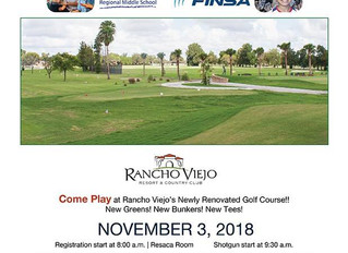 2nd Annual Gold Tournament Benefit at Rancho Viejo