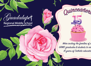 GRMS Turns 15, Hosts Quinceanera