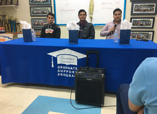 Today's College Week 🎓 panel