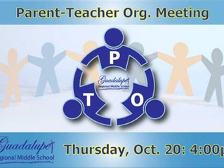 PTO Meeting & Service Hours