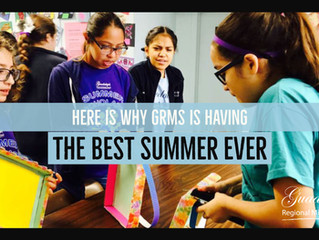 Here is Why GRMS is Having the Best Summer Ever