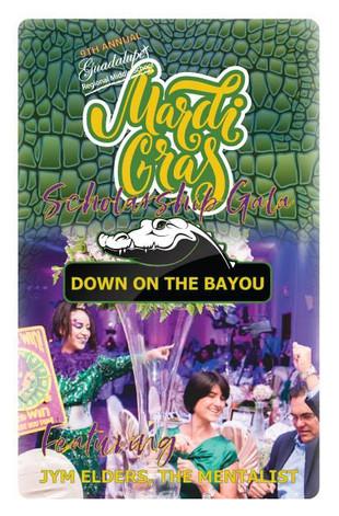 9th Annual Mardi Gras Scholarship Gala