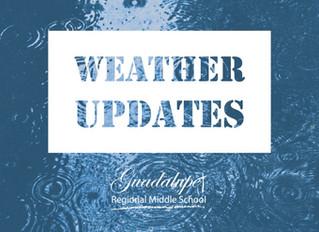 Weather Updates