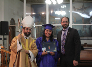 Graduation 2016 photos posted to Facebook